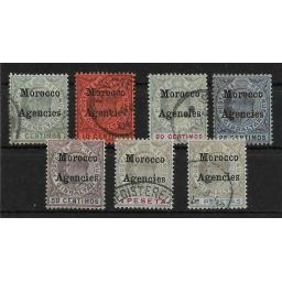 morocco-agencies-sg17-23-1903-5-definitive-set-of-7-used-714533-p.jpg
