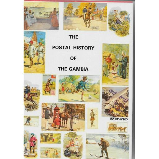 THE POSTAL HISTORY OF GAMBIA BY E.B.PROUD