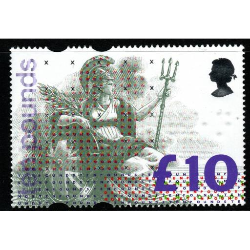 GB SG1658 1993 £10 DEFINITIVE MNH